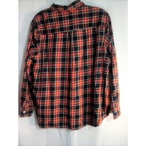 Old Navy Tops - Old Navy Button Up Shirt Sz L Petite Multi Plaid